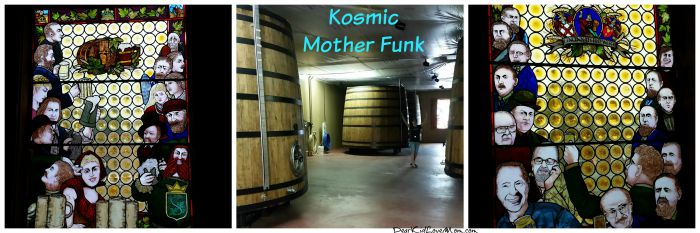 Samuel Adams Kosmic Mother Funk room. DearKidLoveMom.com