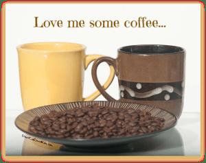 Love me some coffee. DearKidLoveMom.com