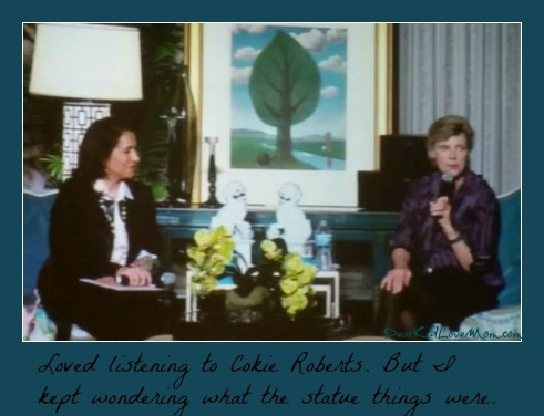 "The Women's Fund of The Greater Cincinnati Foundation is proud to host Cokie Roberts as the featured speaker at our 2016 ""A Conversation With"" event. DearKidLoveMom.com"