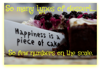 So many types of dessert...so few numbers on the scale....Thanksgiving food. DearKidLoveMom.com