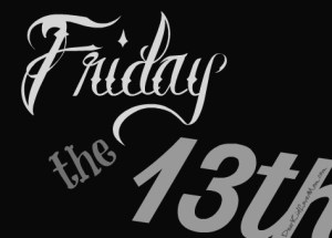 Did you know Friday the 13th shows up at least once a year? DearKidLoveMom.com