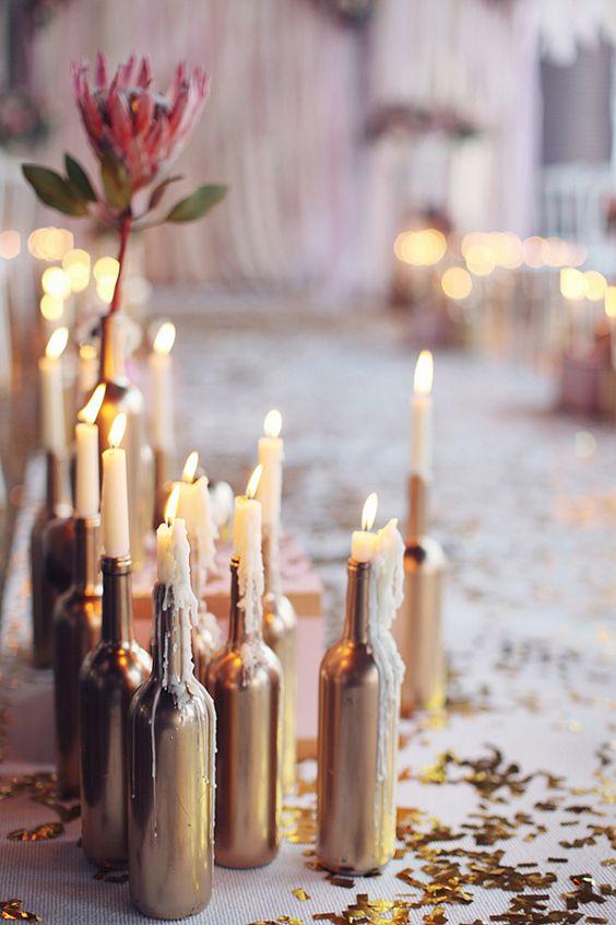 lanterne a tavola
