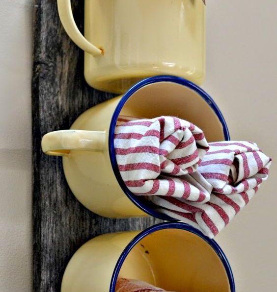 utensili da cucina - tazze