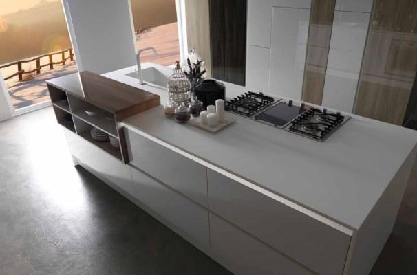 I 6 migliori materiali per il top della cucina