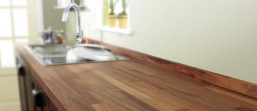 top cucina in legno pro e contro
