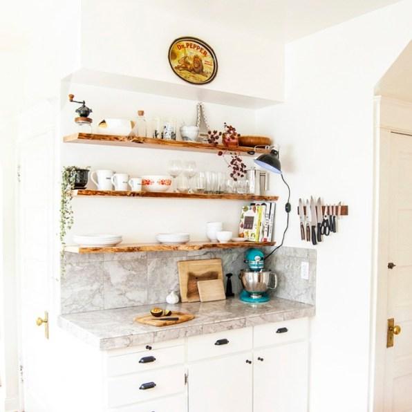 Rinnovare la cucina con stile: sostituire i pensili con ...
