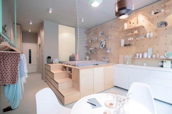 appartamento piccolo budapest