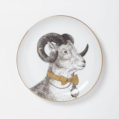 gilded-dapper-animal-plates-o