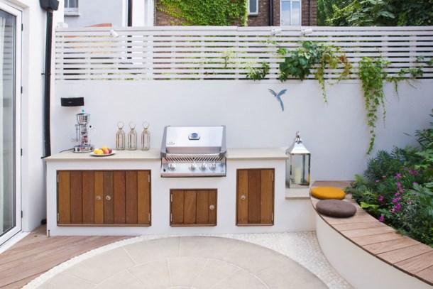 Cucine per esterno: tante idee da copiare per vivere all\'aperto