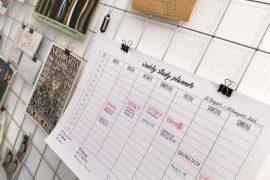 Lernplan Erstellen: Entspanntes Lernen ohne Prokrastination und Zeitdruck