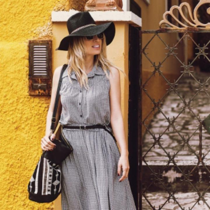7f86ab96ce Μαρία Ηλιάκη  Η παρουσιάστρια προτείνει μεξικάνικο στυλ για το ...