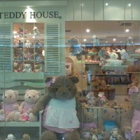 Crazy about Teddy Bear >.<