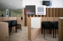 Proyecto de Diseño para la Instalación efímero de Acceso y Loung Area del TEDx UPVàlencia del 19 de Febrero de 2016 Con el patrocinio de Armario a Armario, Triplo* Sistema Constructivo en Cartón y Andreu World