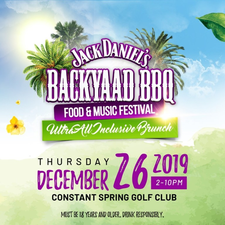 Jack Daniels BACKYAAD BBQ Food and Music Festival