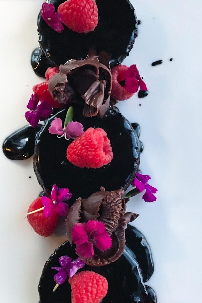 A better chocolate cake recipe. Romance your taste buds!