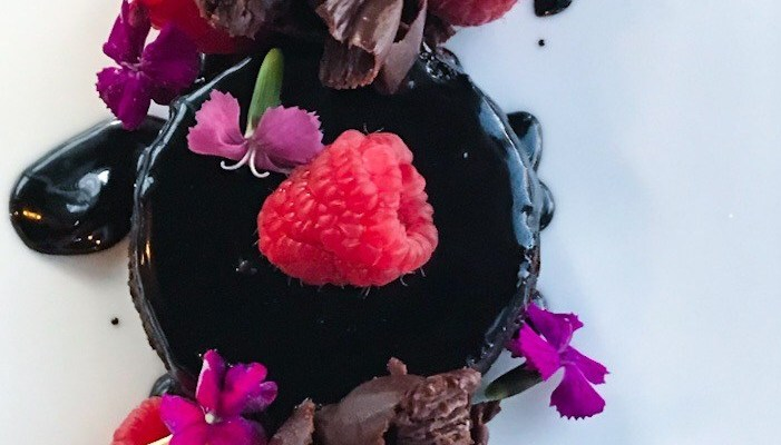 A better chocolate cake recipe. Romance your taste buds!
