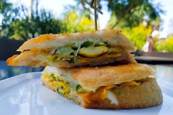 Grilled cheese recipe with a chef's twist. Secrets from a Chef.