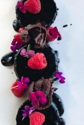 A decadent chocolate cake recipe