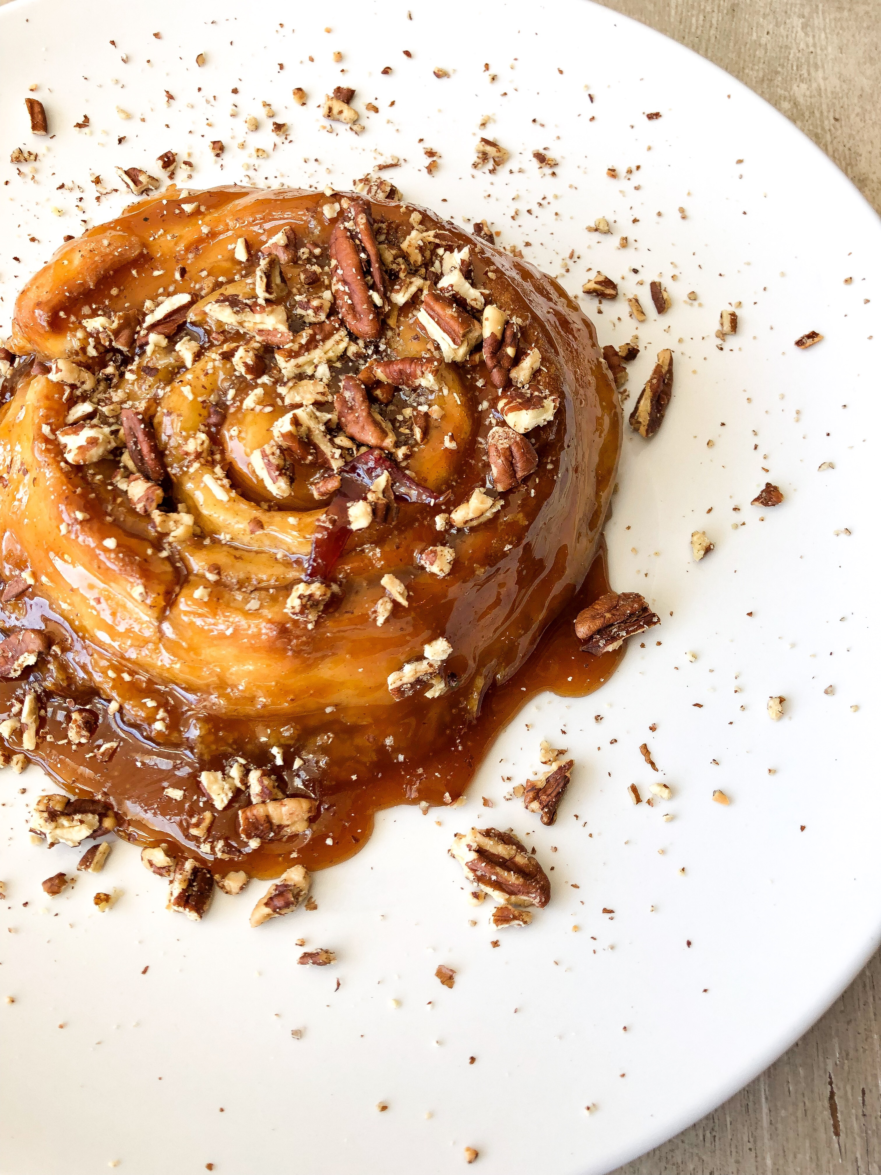 Dear Mom, These Are Sticky Buns.