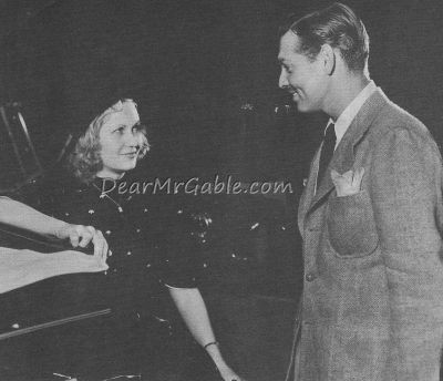 Image result for may mann clark gable