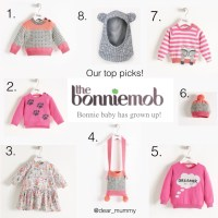 Childrenswear - The Bonnie Mob AW15