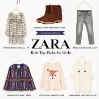 Zara Kids Top Picks AW/16