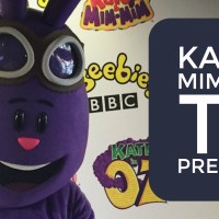 Kate and Mim-Mim TV Premiere in London