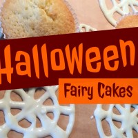 Easy Peasy - Halloween Fairy Cakes