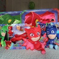 PJ Masks Toy Beanie and Blind Bags Review