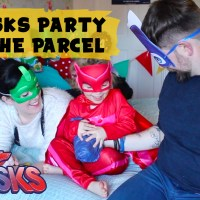 My PJ Masks Party