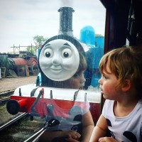Full steam ahead with Thomas the Tank Engine!