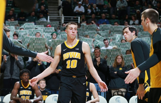 Iowa basketball: Joe Wieskamp wins B1G Freshman of the Week, again