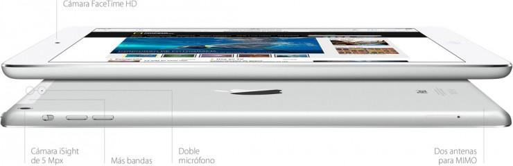 tecnologías iPad Air