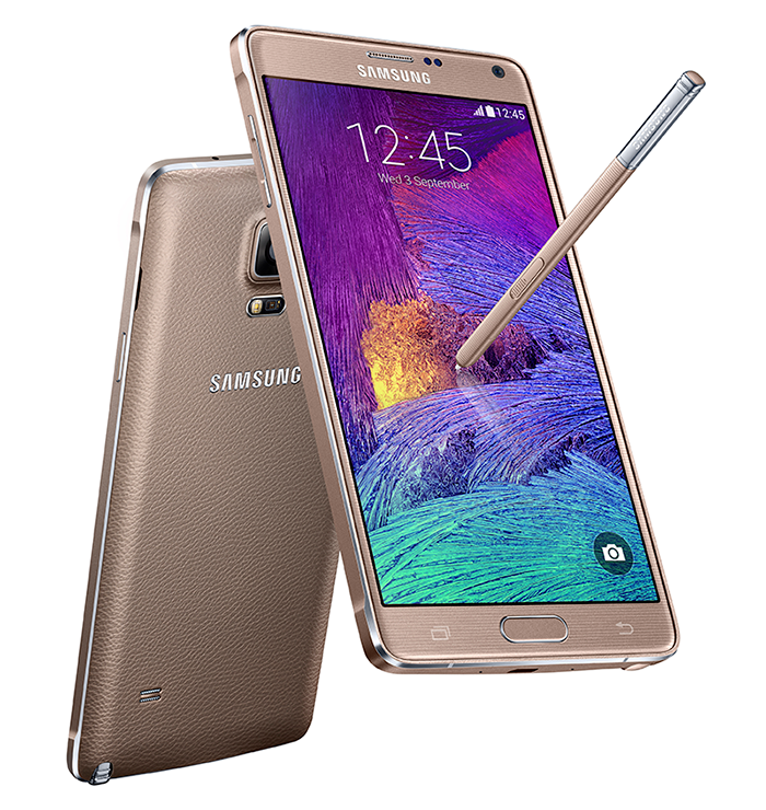 Samsung Galaxy Note 4 3