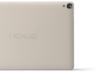 Nexus 9 dorado