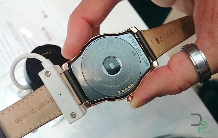 LG Watch Urbane sensor