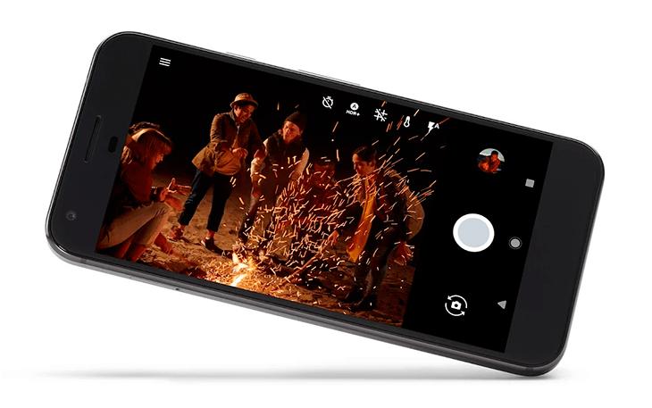 google-pixel-camara