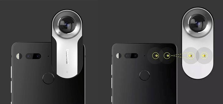 Essential Phone Camara 360