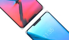 ZTE Iceberg, el primer smartphone con dos 'notch'
