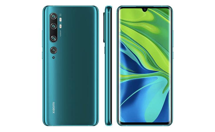 Xiaomi CC9 Pro camara
