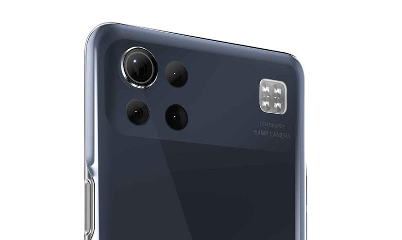 LG K92 5G camaras