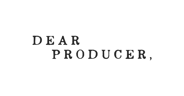 Distribution Case Study: SADIE   Dear Producer