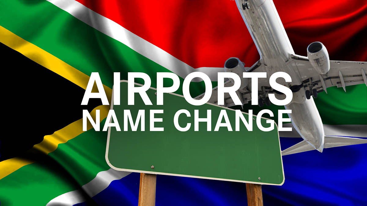 airports name change