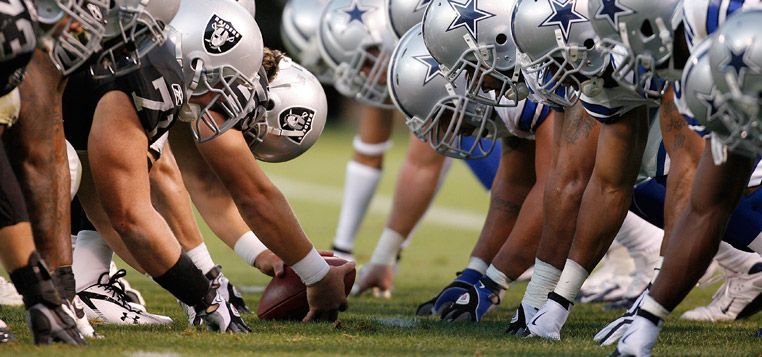 Image result for raiders and cowboys