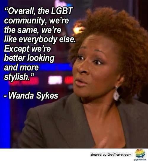 wanda sykes quote