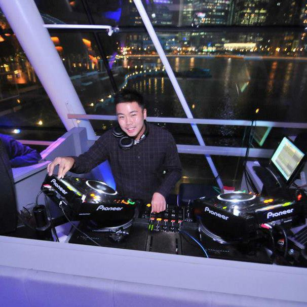 DJ Isaac Avalon