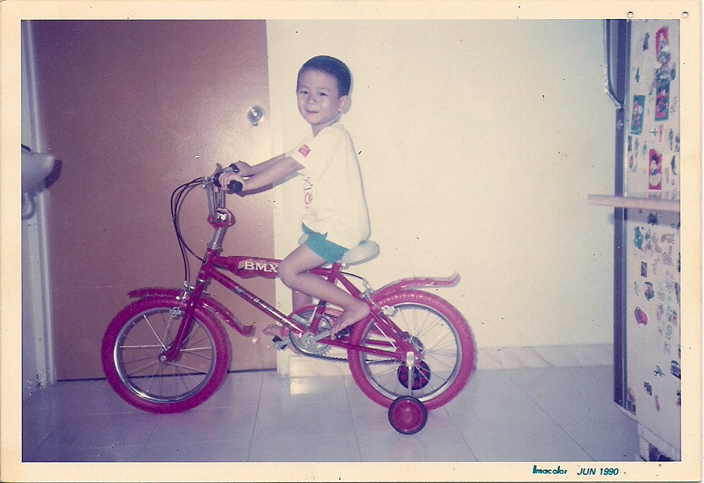 Jack Lim bicycle