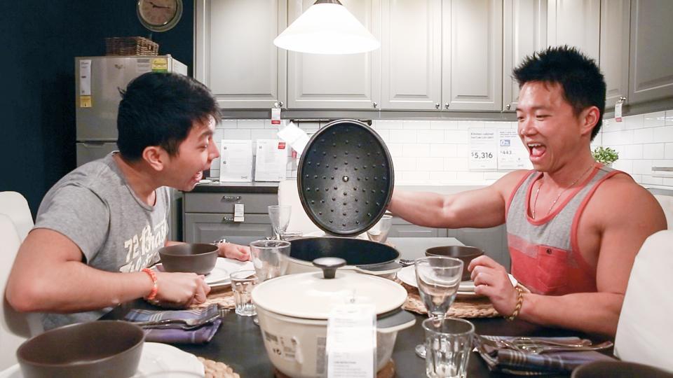 Sean and Edmund Home
