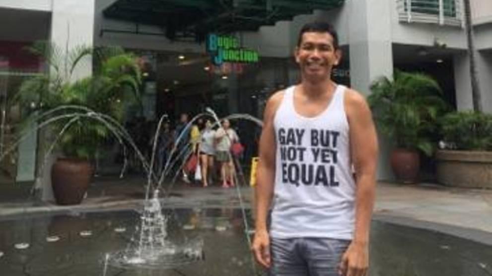 Gay Tank Top