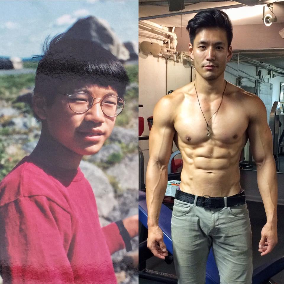 Kevin Kreider Transformation